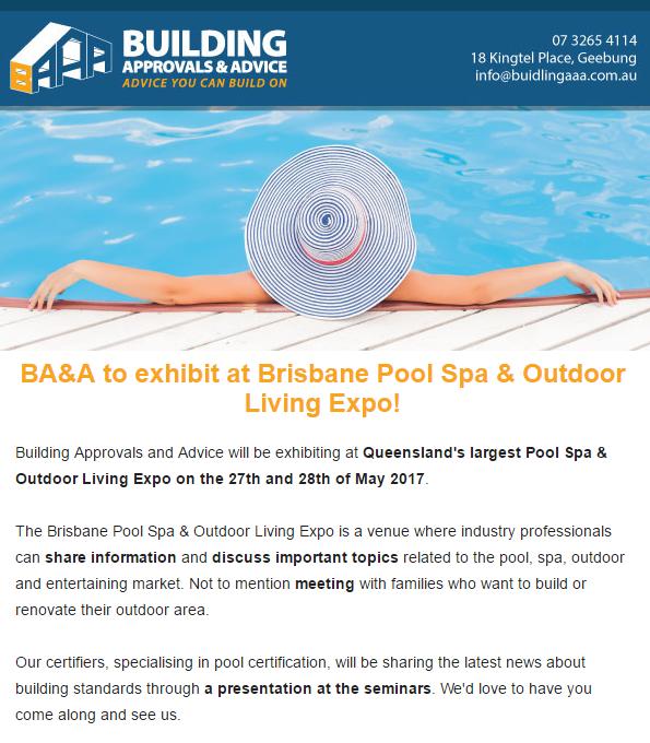 BA&A pools expo
